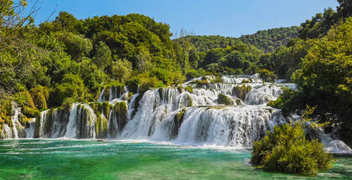 Krka-Nationalpark - Fly & Drive Dalmatien
