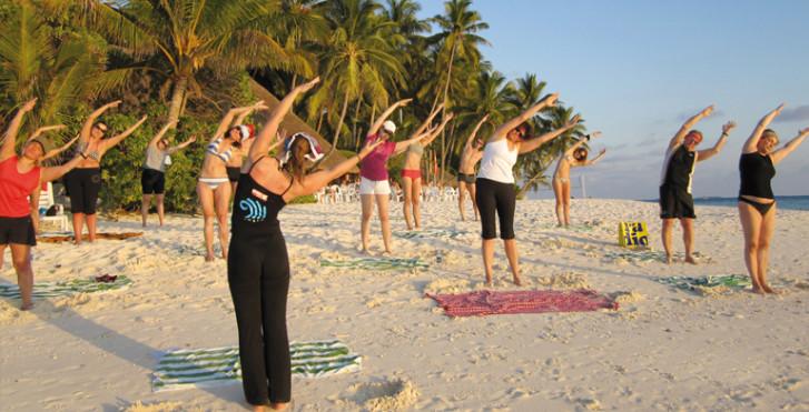 Image 28776764 - Fihalhohi Island Resort - well-fit-island-week
