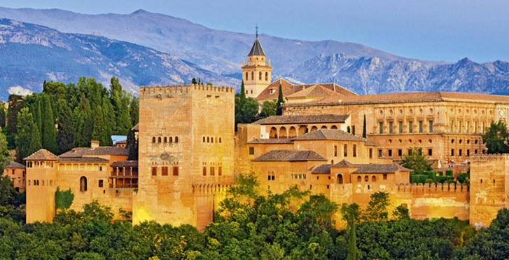 Granada: Alhambra - Fly & Drive Andalusien