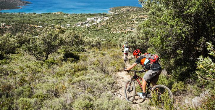 Image 31329018 - Bike & Relax Crète