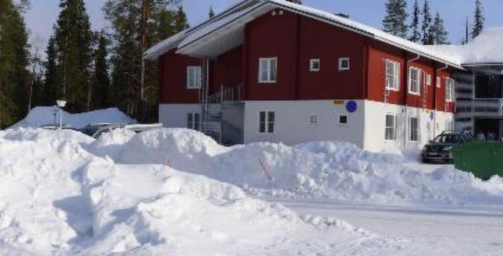 Image 28537809 - Appartement de vacances Yllästar 3 as 505