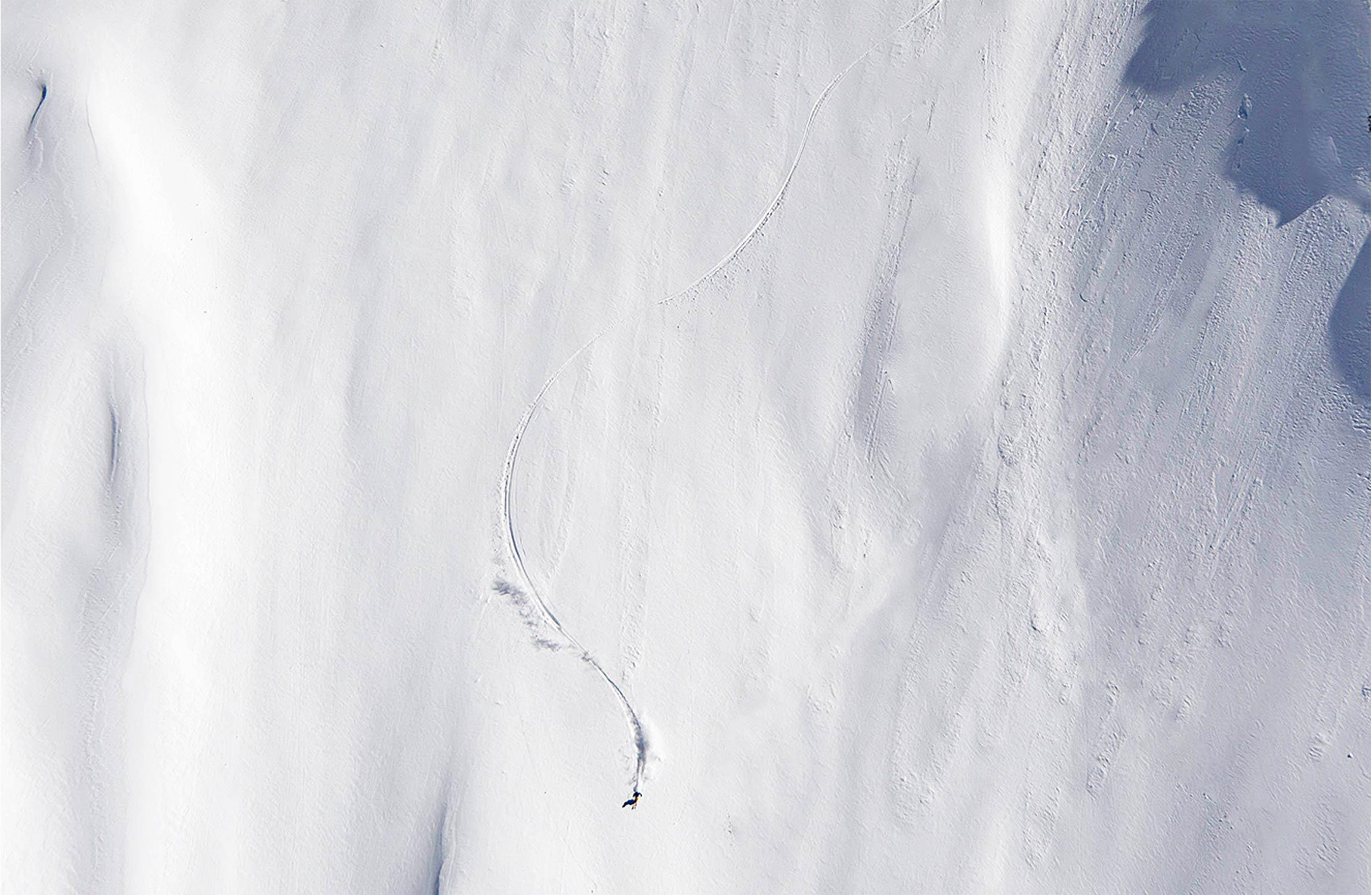 und der Puls steigt... Alaskafeeling in den Anden