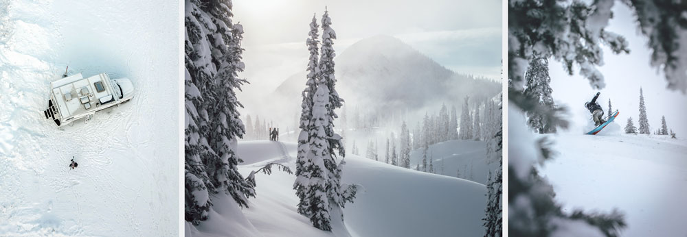 Pictures from Fernie Resort by Nicki Antognini
