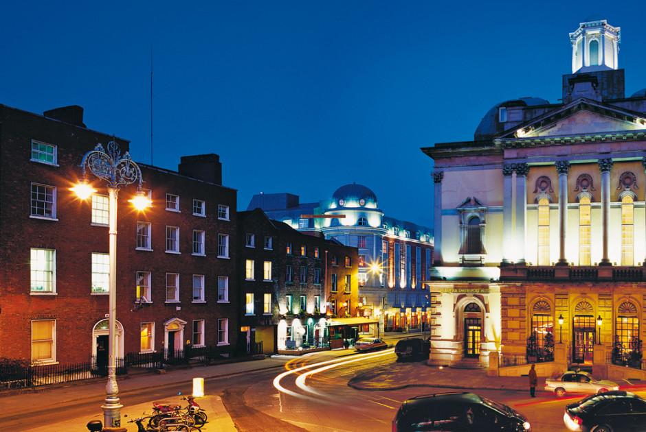 Davenport Hotel Restaurant Dublin