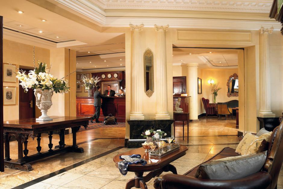 Davenport Hotel Dublin Restaurant