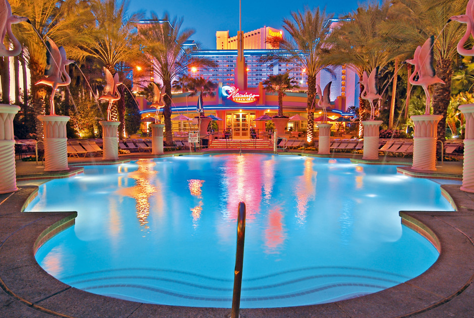Flamingo Las Vegas Hotel & Casino The newly remodeled rooms are excellent, making the hotel seem like a brand new hotel. The hotel is close to everything and in a very convenient location.