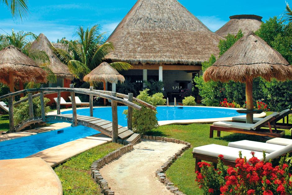 Villas hm paraiso del mar yucatan islands mexiko for Villas hm paraiso del mar holbox