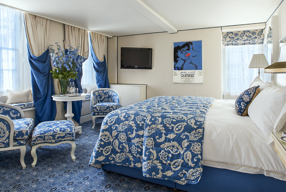 Hotel Luxe Guernesey