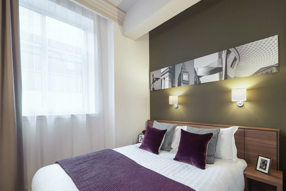 Citadines holborn covent garden apartments londres for Apparthotel a londres