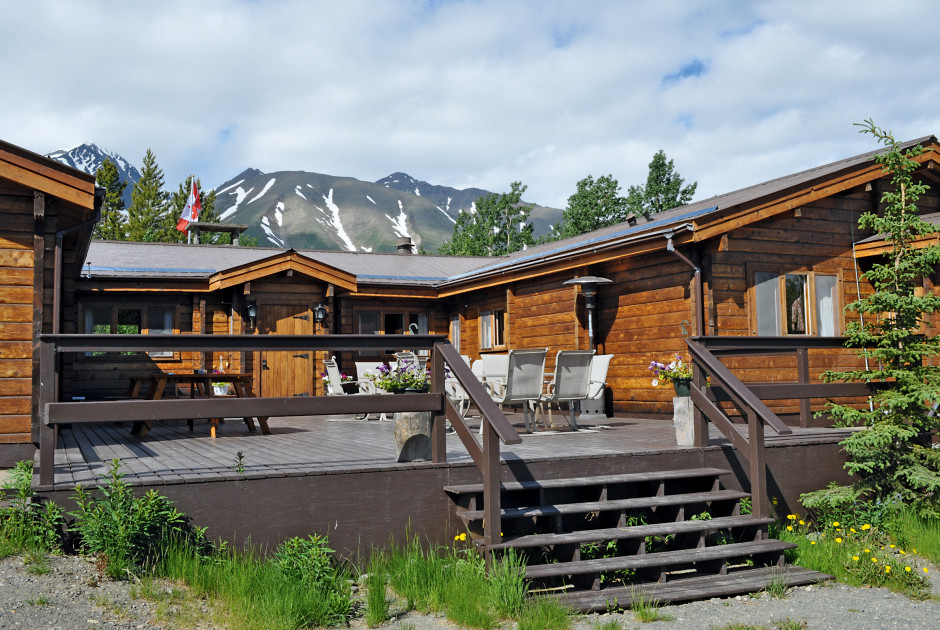 Dalton Trail Lodge Yukon Kanada