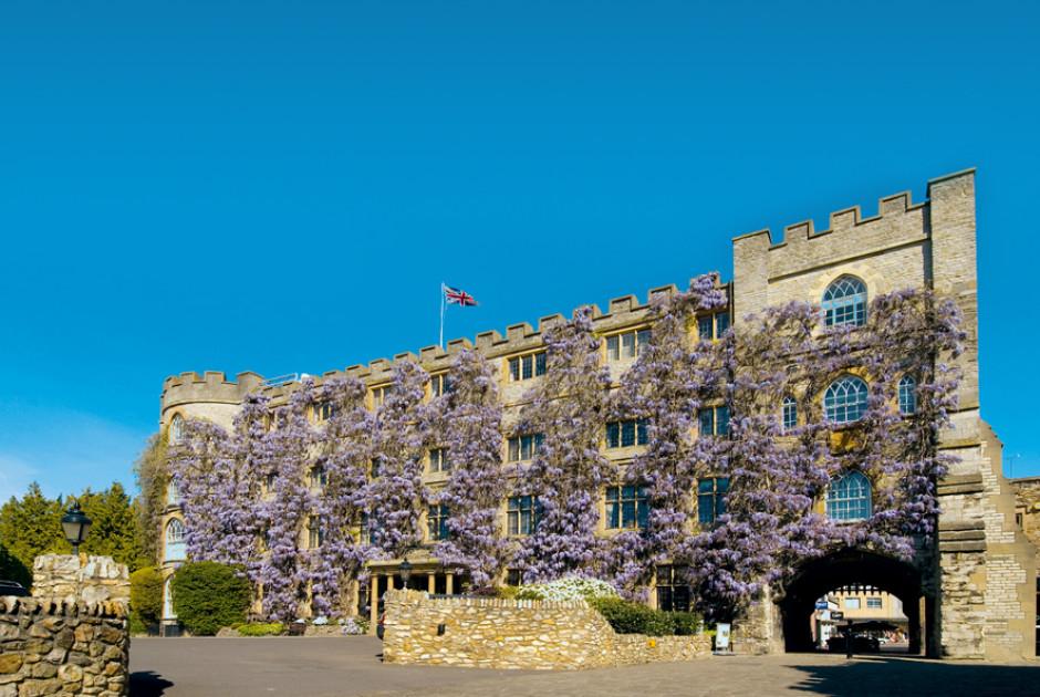 The Castle Hotel Taunton Restaurant