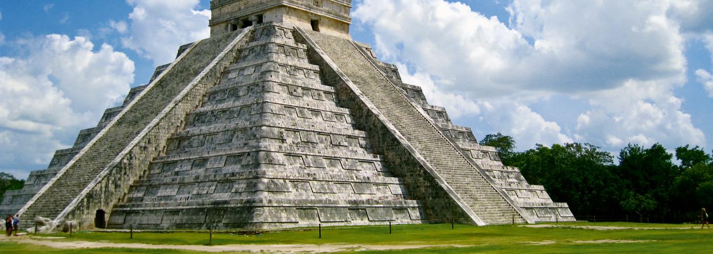 Pyramide des Kukulcán - Mexiko