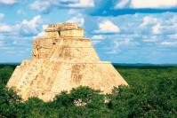 Maya Ruine Uxmal