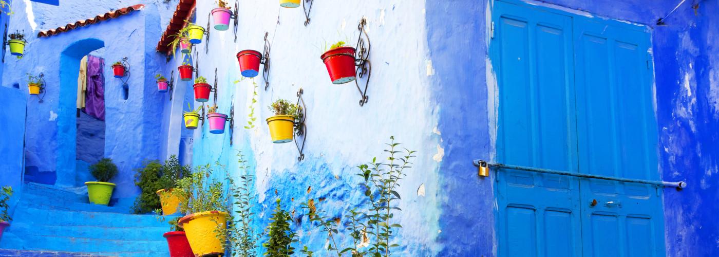 Chefchaouen, la ville bleue du Maroc