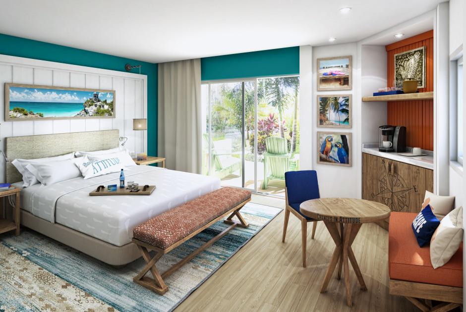 Doppelzimmer Paradise