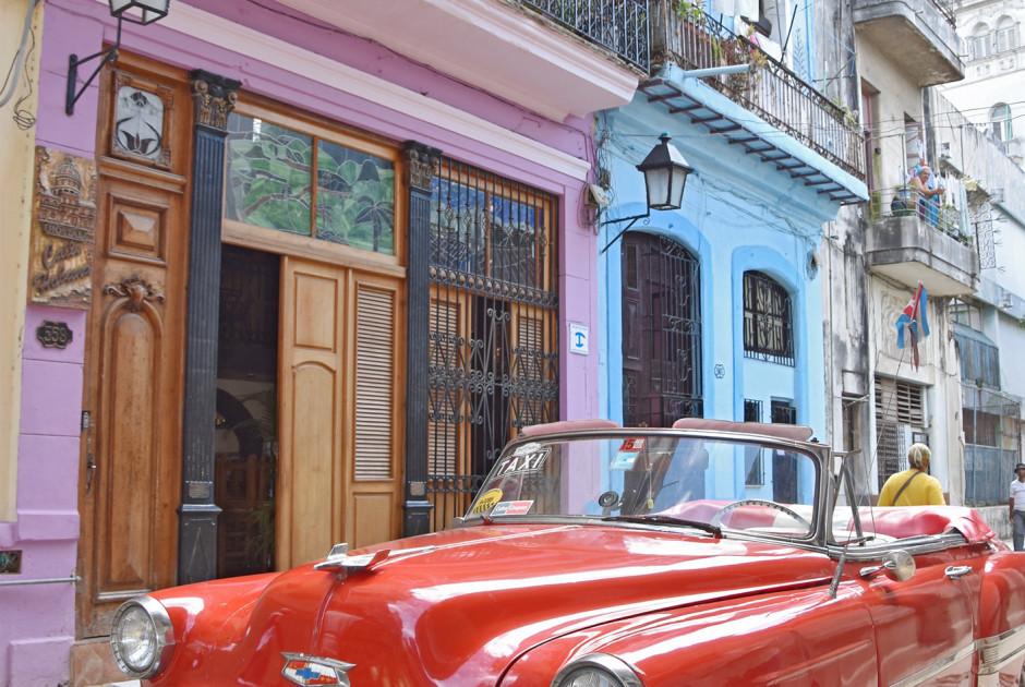 Hostal Calle Habana 559 Havanna Kuba