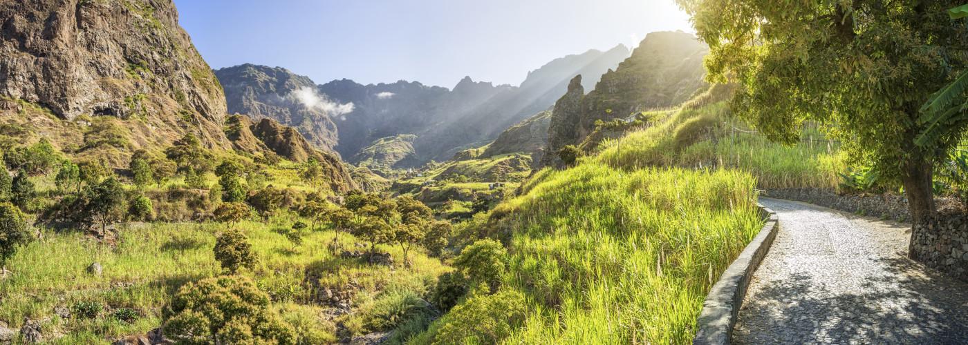 Landschaft - Kapverden
