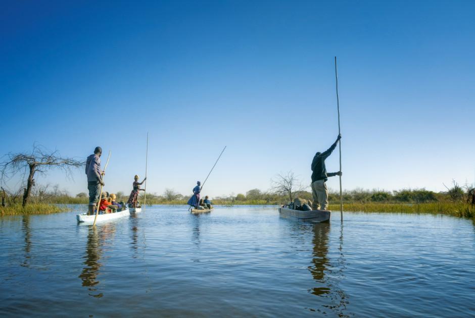 Okavanga-Delta