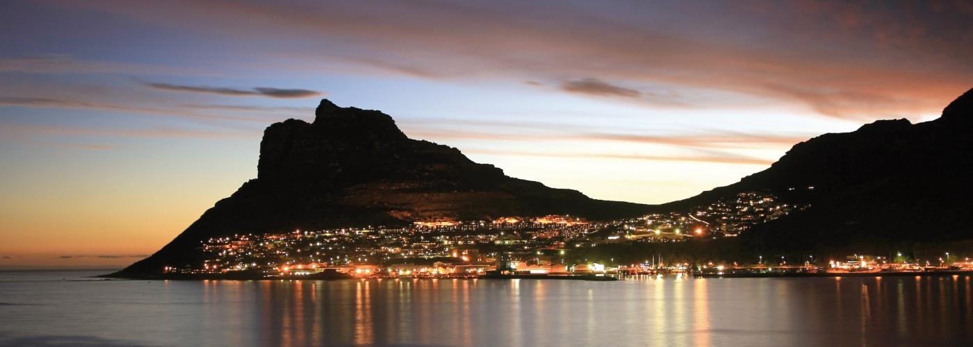 Lions's Head et Le Cap - Afrique du Sud