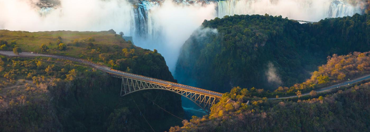 Victoria Falls Bridge - Simbabwe