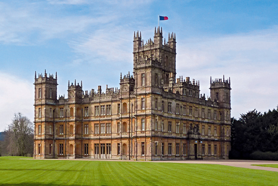 ausflug ab london grossbritannien downton abbey 39 s highclere castle. Black Bedroom Furniture Sets. Home Design Ideas