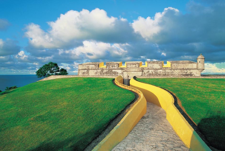 Fort San Miguel, Campeche