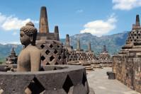 Buddha Tempel Borobudur