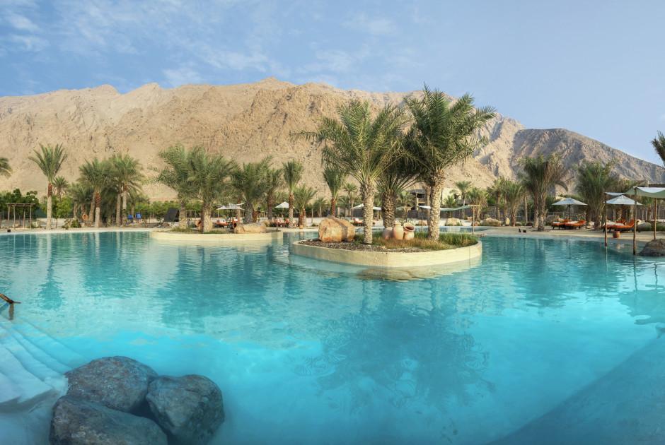 Salzwasser Pool
