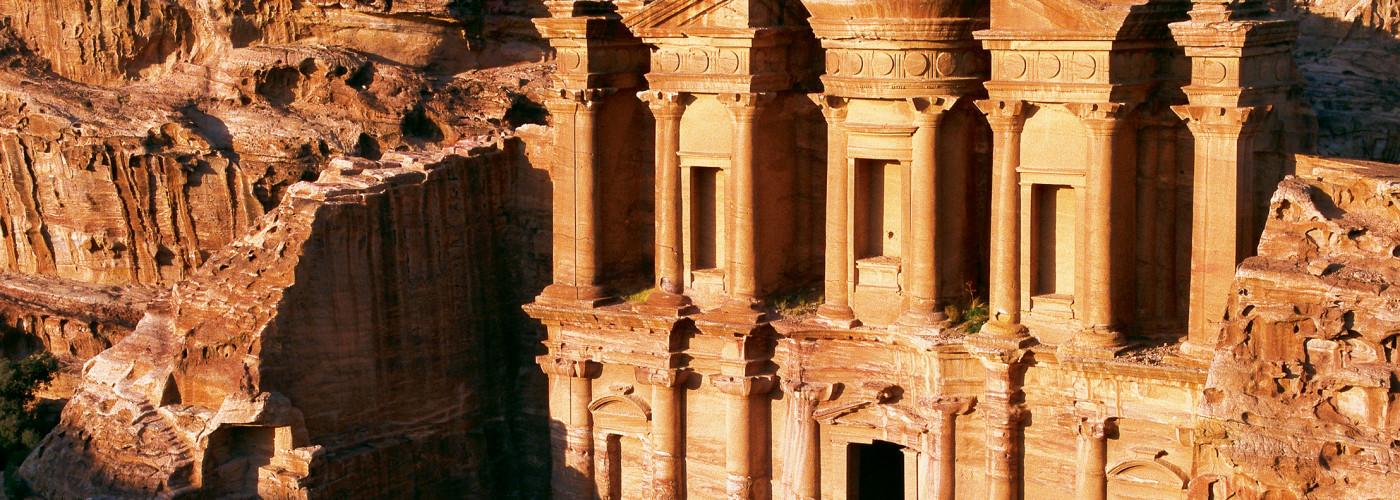 Ruinenstätte Petra