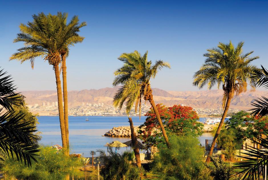 Aqaba, Rotes Meer