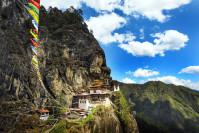 Taktshang-Kloster - Bhutan