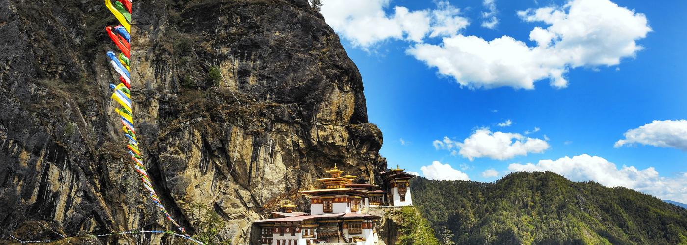 Monastère de Taktshang - Bhoutan
