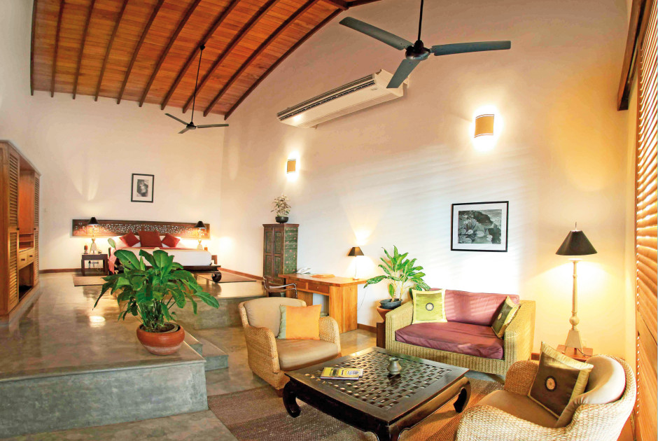 Shanthi Suite