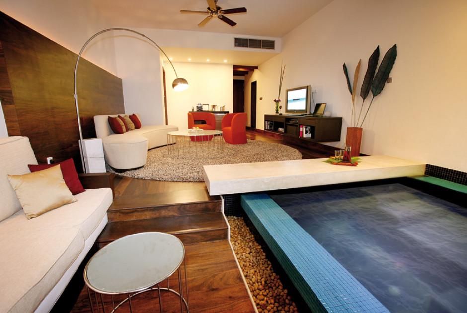 Ocean Loft-Zimmer