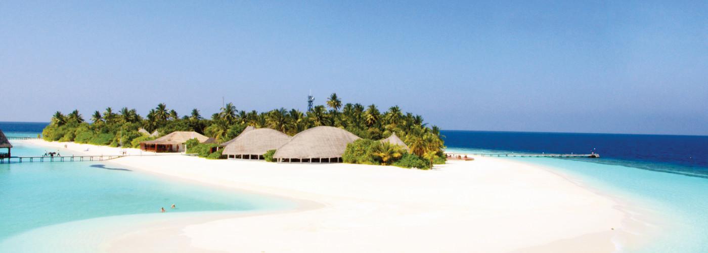 Traumstrände auf den Malediven