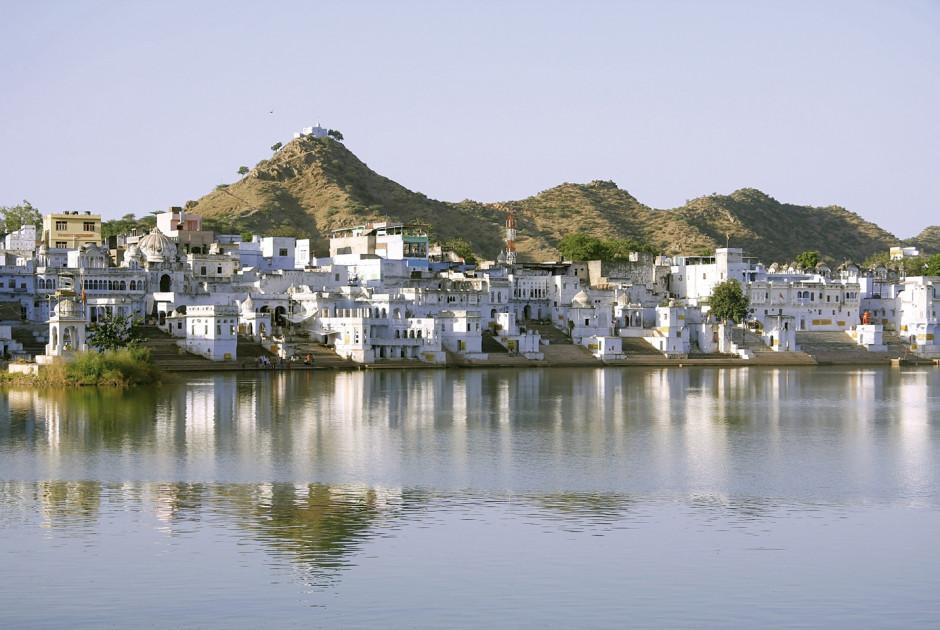 Pushkar-See, Pushkar