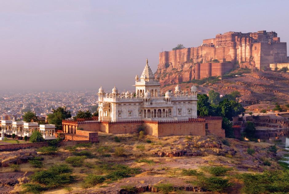 Mehrangarh Fort/Jaswant Thada, Jodhpur