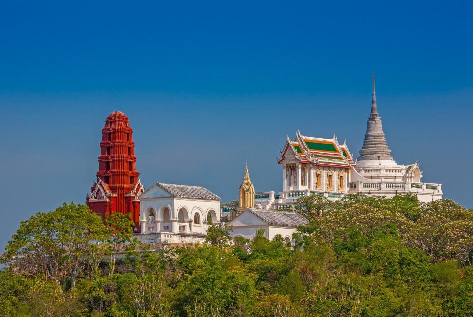 König Mongkuts Sommerpalast