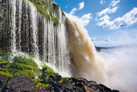Canaima Wasserfälle in Venezuela