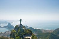 Christus-Statue auf dem Corcovado in Rio de Janeiro