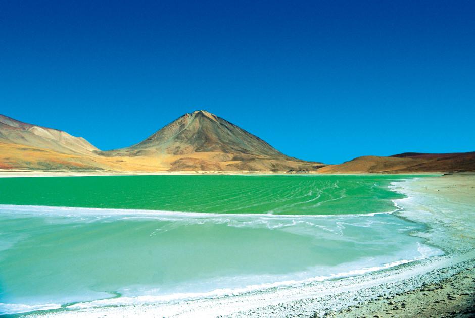 Laguna Verde, Bolivien