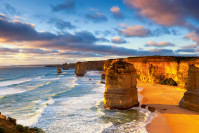 Twelve Apostels an der Great Ocean Road in Australien