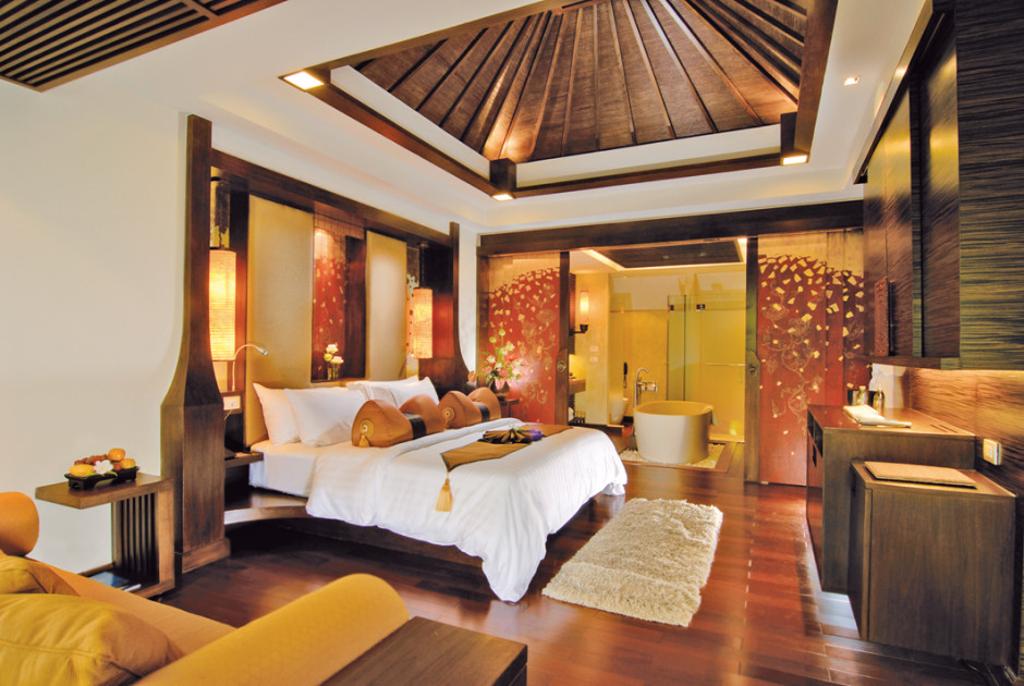 Chambre Jungleview