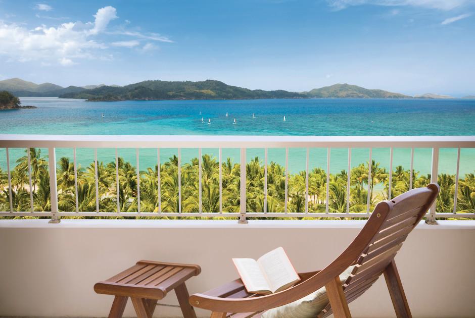 Coral Sea View Room