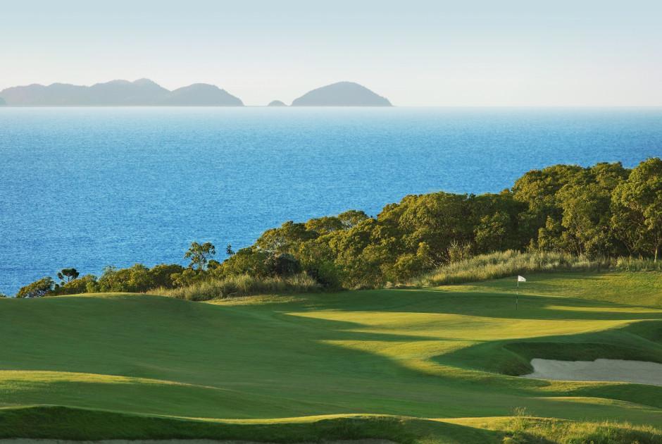Hamilton Island Golf Club - Dent Island