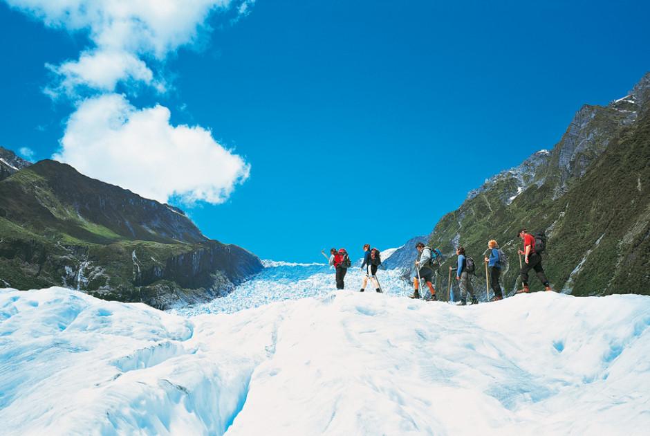 Franz Josef-Gletscher