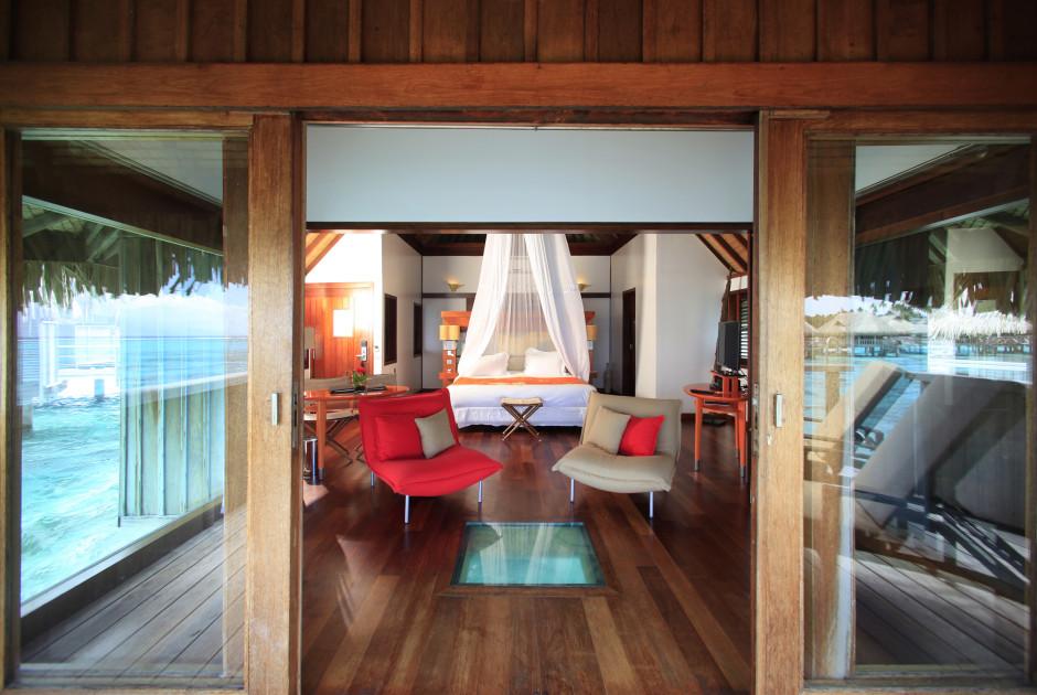 Luxury Overwater Bungalow