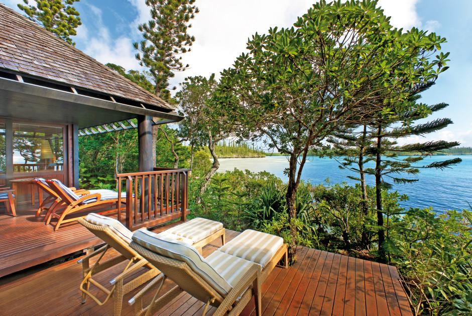Panoramic Bungalow Suite