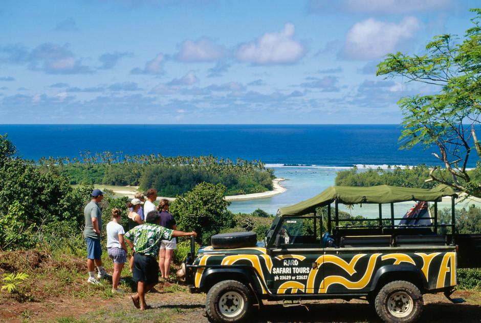 Rarotonga Inland Safari
