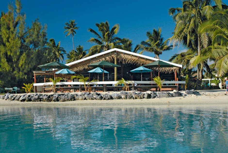 Samade on the Beach - Rarotonga